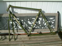 "Vintage 1950's Triumph ""Traffic Master"" 21 inch Frame For 26 inch Wheels"