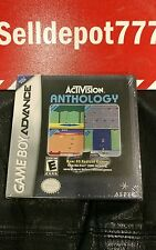 Brand New Activision Anthology (Nintendo Game Boy Advance, 2003) Super Rare !