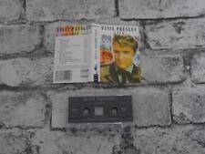 Elvis Presley Compilation Music Cassettes