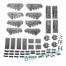 WARHAMMER 40K BITS: CHAOS SPACE MARINES LORD OF SKULLS - TANK TRACKS