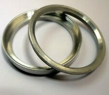 Series 7 VII 54mm Filter Holders Adapter with retaining ring 49mm bottom thread