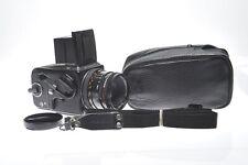 Hasselblad 501C + Carl Zeiss Planar 80 mm f/2,8 CF +Magazin12     Black