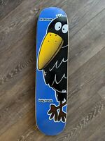 Tony Hawk 1994 Birdhouse Crow Skateboard Deck NOS Vintage RARE!