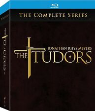 The Tudors Complete Series Seasons 1-4 Blu-Ray Box Set 1 2 3 4 collection