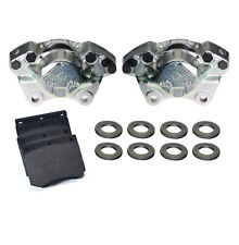 FRONT BRAKE CALIPERS & PADS FITS: FORD CAPRI 2.8 INJECTION VENTED DISCS BBK0042E