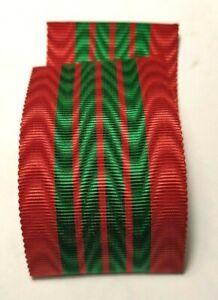 Coupe de ruban de la Croix de Guerre 1939-1945