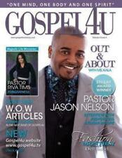 Gospel 4 U Magazine by Joanna Birchett (2013, Paperback)