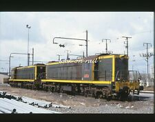 C1517 - Dia slide 35mm original: chemin de fer France, SNCF loc 62019, 1986