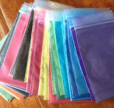 Mica Powder Pigments  Pearl 12 sample bag set cosmetics bath bombs soaps