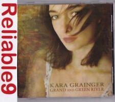 Kara Grainger - Grand & Green River CD New not sealed Rare-2008 Craving Australi