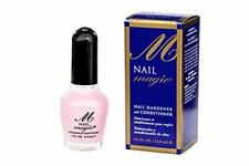 Nail Magic Nail Hardener & Conditioner, Assists with Chipping, Peeling, Brittle