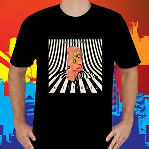 Cage The Elephant *Melophobia Logo Men's Black T-Shirt Size S to 3XL