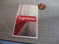 BRIDGE GLOSSY Sticker / Decal Skateboard Laptop Stickers  NEW