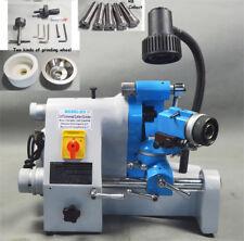 220v U3 Grinder Sharpener For End Mill R8 Collect Grinding Machine Equipment
