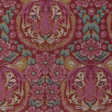 ♥ EDEN by Tula Pink Free Spirit TIGER ♥ Baumwolle Stoff 50x110