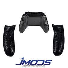 Xbox One Personalizado Mando De goma Empuñadura Trasero Asas (Negro)