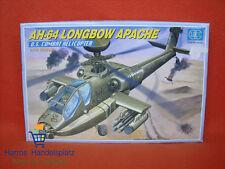 C.c. Lee ® 00104 Boeing ah-64 LONGBOW APACHE U.S. Combat Helicopter 1:72