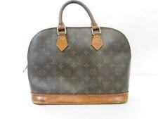 Louis Vuitton Monogram Alma Hand Bag #M51130 Pre-owned