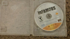 Infamous (PS3 PlayStation 3) - DISC ONLY