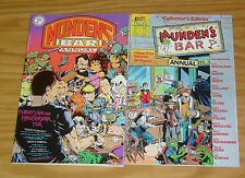 Munden's Bar #1-2 VF/NM complete series - fish police - TMNT - omaha  wolff byrd