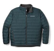 Columbia €™Lake 22 Down Jacket, Dark Ivy, 2xT - 80% Down Nwt - Rtl &140 Wy0951