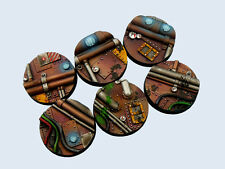 Micro Art Studio BNIB-Pipeworks Bases Redondas De 40 Mm (2)