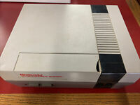 Nintendo Entertainment System NES Video Game Console Untested Parts Only