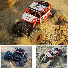 Remote Control Car Electric Rc Monster Hobby Truck Rock Crawler OffRoad Vehicle