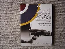 Classic Publication : 2nd Tactical Air Force Vol.1 (June 1943- June 1944)