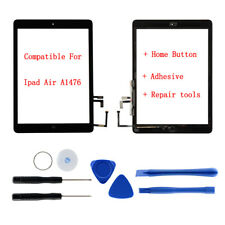 For iPad Air 1&5th Generation Touch Screen Glass Replacement with Home Button