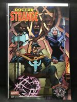 Doctor Strange #1 Marvel Comic Book Mammoth Variant Signed by Neal Adams NM