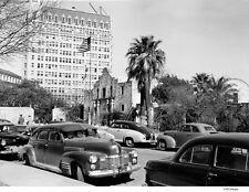 1940's The Alamo San Antonio Texas Bowie Crockett