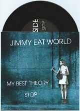"Jimmy Eat World ""My Best Theory"" 7"" OOP The Get Up Kids Mineral That Dog"