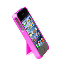 Cirago Slim Case with Stand for Apple iPhone 4S / iPhone 4 - Purple  IPC1002PUR