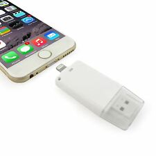 Externe Carte Mémoire Stick LECTEUR 32Gb Apple iPhone 5 5C 5S SE 6 6S