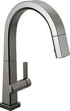 Delta Faucet Pivotal Single-Handle Touch Kitchen Sink Faucet # 9193T-KS-DST