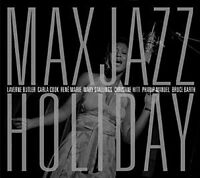 Maxjazz Holiday [CD]