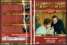 DVD - CHAPEAU MELON ET BOTTES DE CUIR 1968 - Saison 6 - Vol.3 - Macnee,Thorson