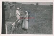 3 x Foto, A.A.293, Schöne Frauen in Pilica in Polen 1941 (N)19722