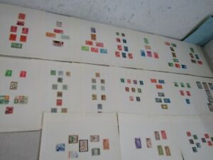 Nystamps Spain Cub & related many mint old stamp collection