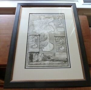 Piranesi Ancient Rome Topographical Plan Rome & Campus Martius (Field of Mars)