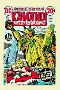 Kamandi #1 (Nov 1972, DC) - Near Mint