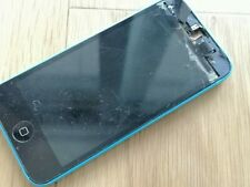 Apple iPhone 5C Blue 16GB A1507 Faulty for Spares/Repair
