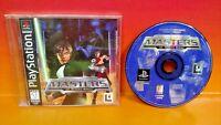 Star Wars: Masters of Teräs Käsi - Playstation 1 2 PS1 PS2 Game Rare