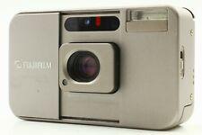 [Exc+5] Fujifilm Fuji Cardia mini Tiara Point & Shoot 28mm lens from Japan #187
