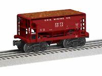 Lionel Trains 1928180 Erie Mining Ore Car 6-Pack O Gauge