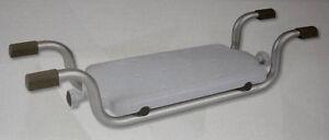 ALU Badewannensitz Wannensitz Badehilfe Badewanne Duschsitz / einhängbar 150 Kg