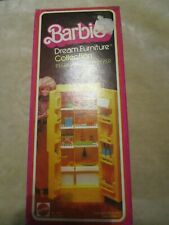 BARBIE Dream Furniture REFRIGERATOR/FREEZER No. 2473 MATTEL 1978 Collectible TOY