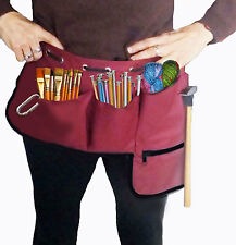 Nantucket Bagg Bag IDDY BAGG BRICK RED waist pack  tiny tote & backpack