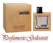 HE WOOD DSQUARED2 EDT POUR HOMME VAPO NATURAL SPRAY - 30 ml
